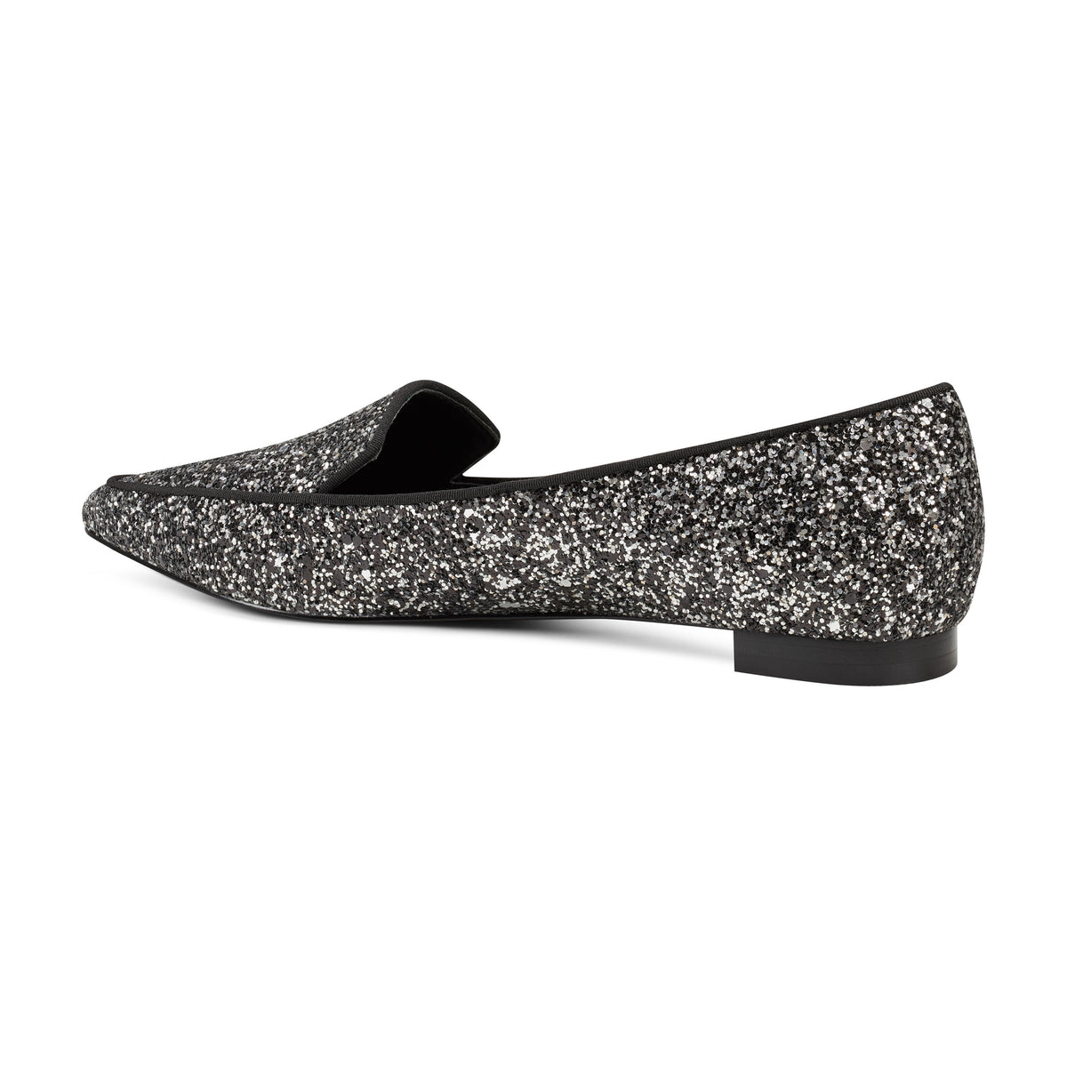 abay-smoking-flats-in-glitter-multi