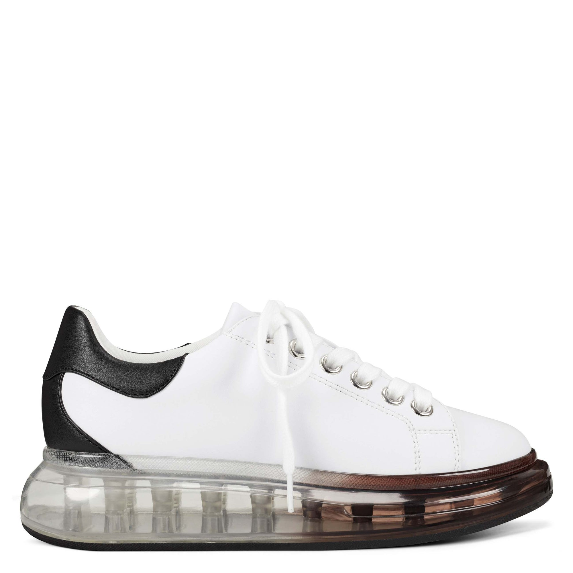 Allie Platform Lace Up Sneakers