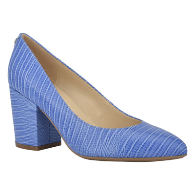 Ani 9x9 Block Heel Pumps