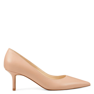 Arlene pointy toe pump