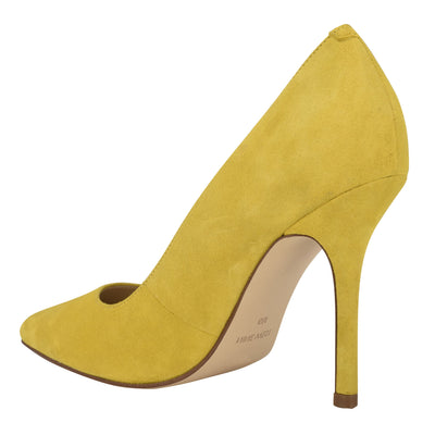 Arley Square-Toe Pumps