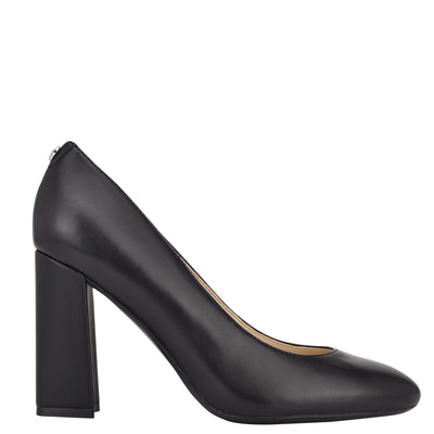 Arya Block Heel Pumps