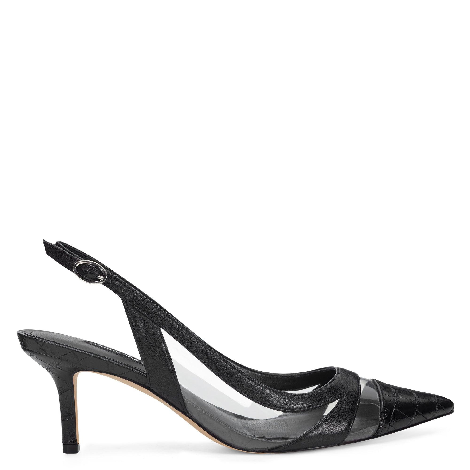 Ash Slingback Pumps