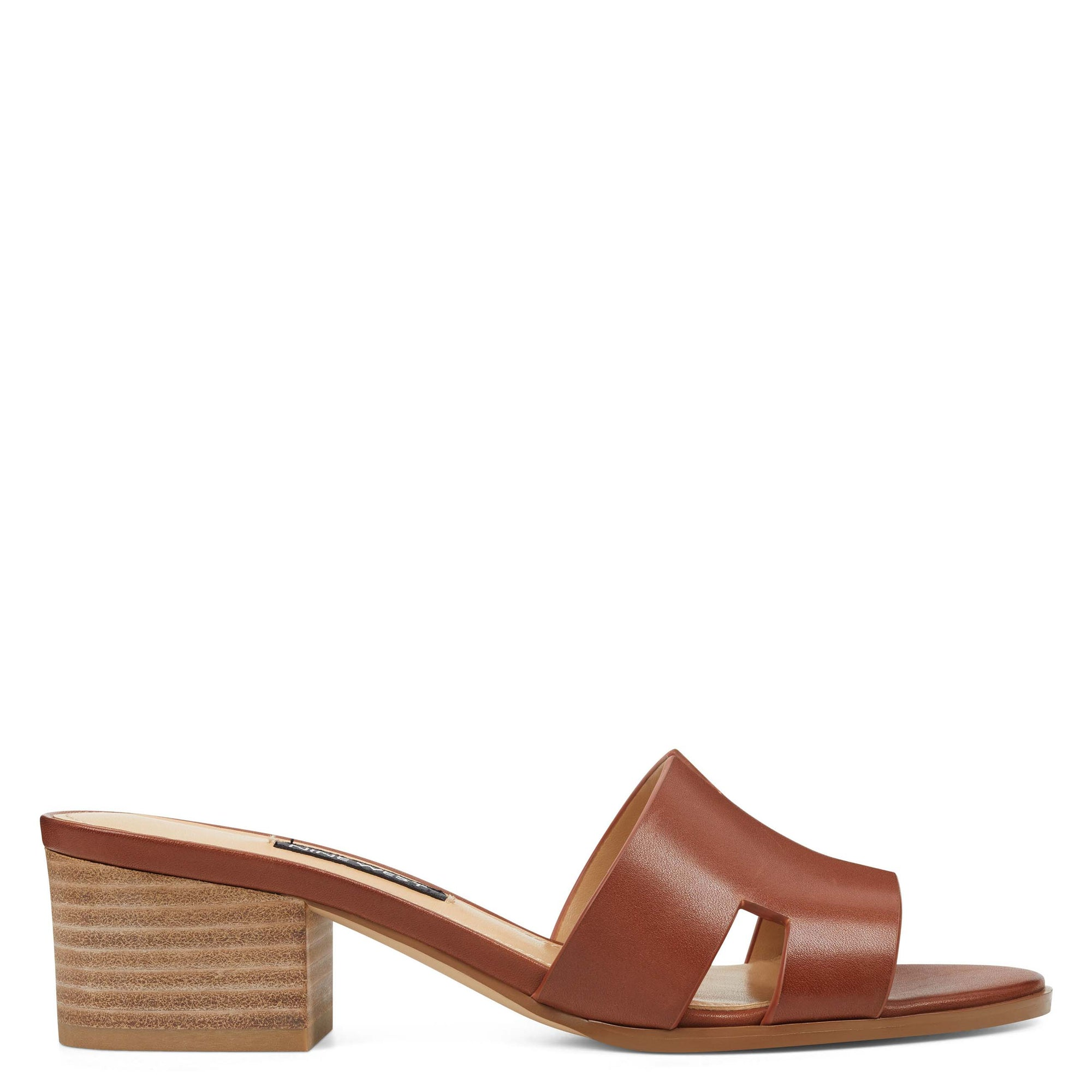 Aubrey Open Toe Slide Sandals