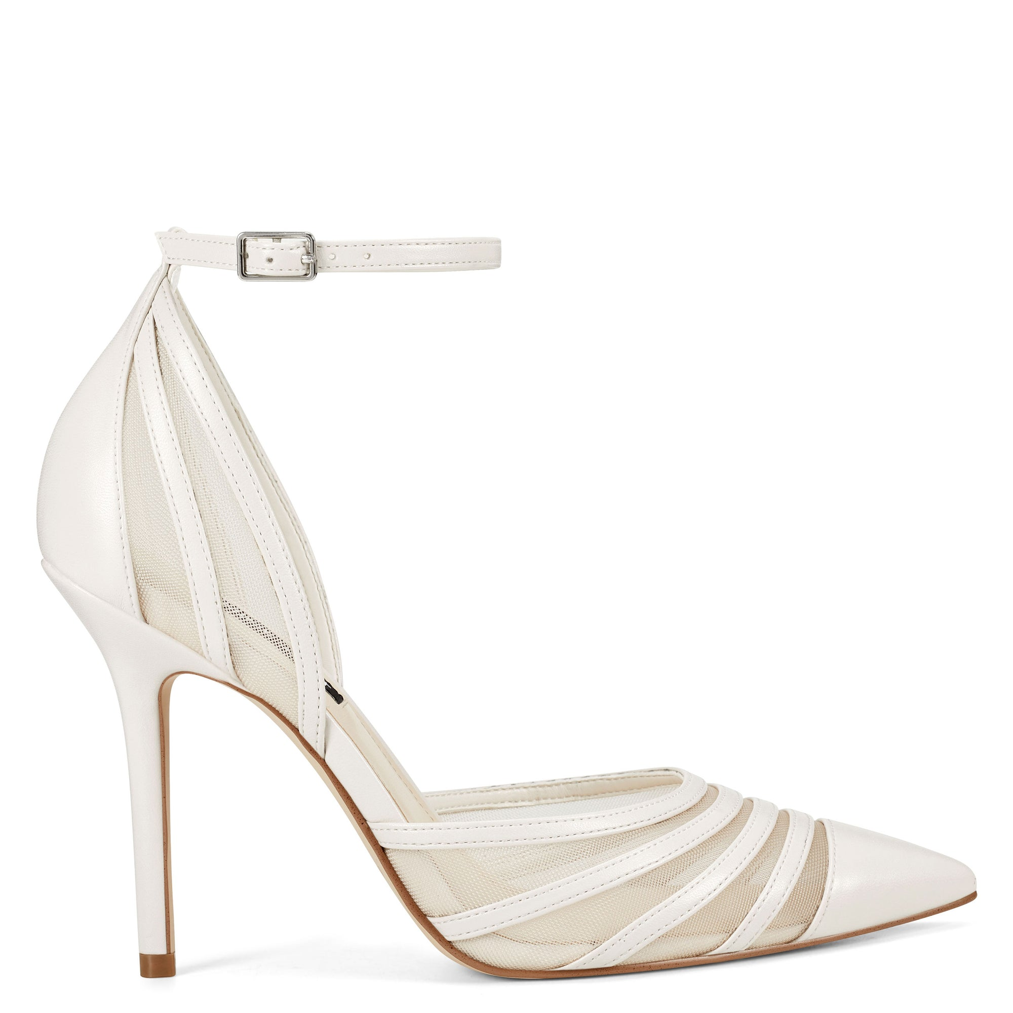 Beck Ankle-Strap Pump