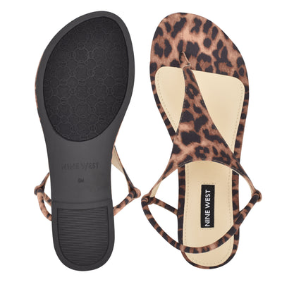 Braydin Stretch Flat Sandals