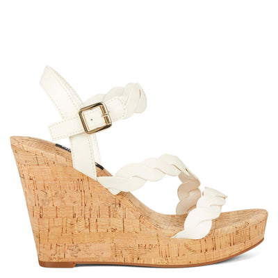 Brette Wedge Sandals