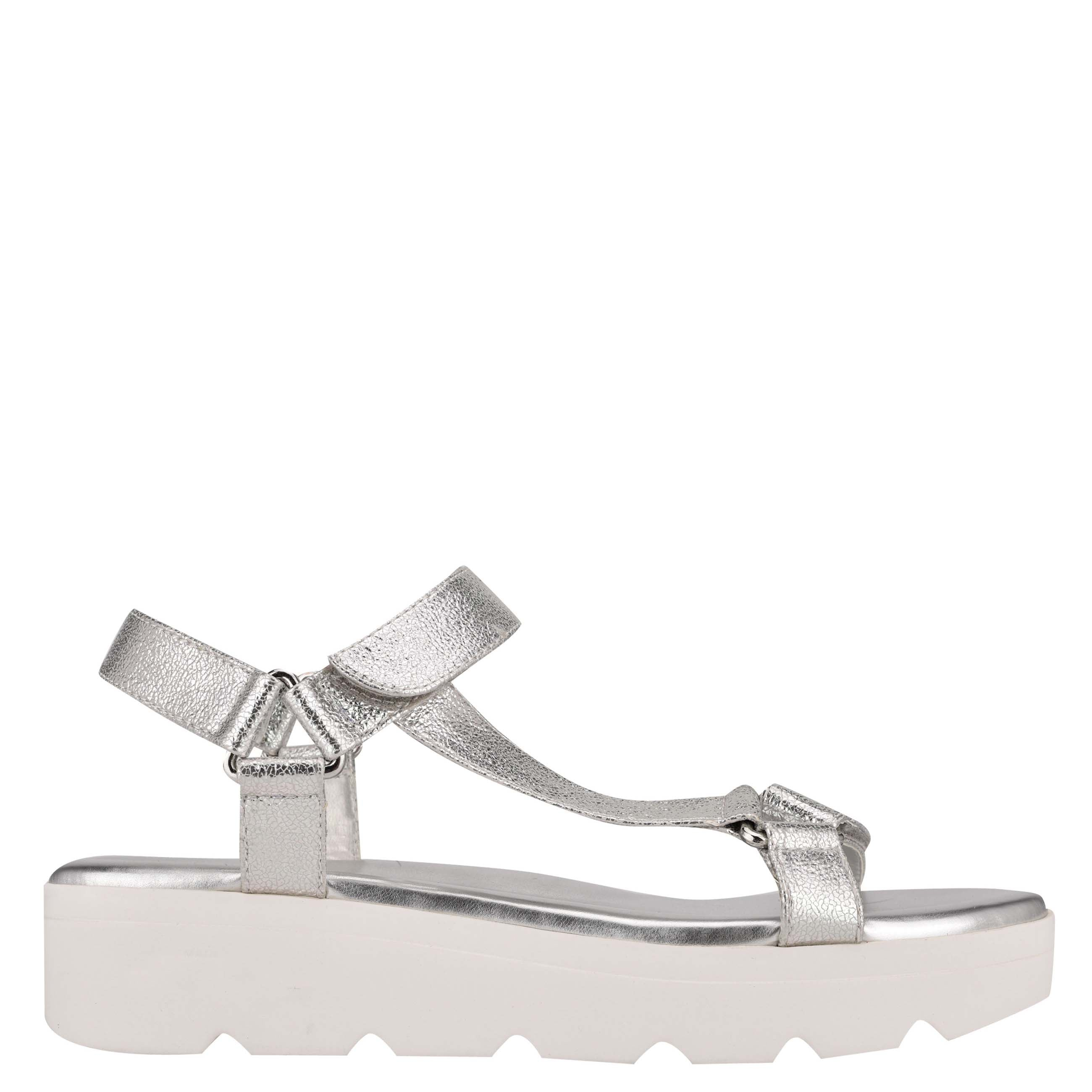 NINEWEST Bringly Flat Sandals