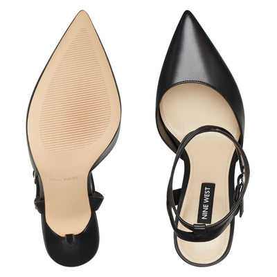 Brya Ankle Strap Pumps