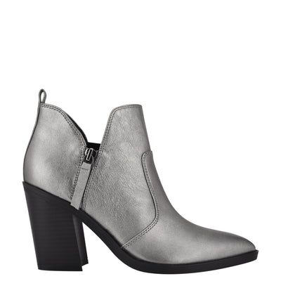 NINEWEST Byro Heeled Booties