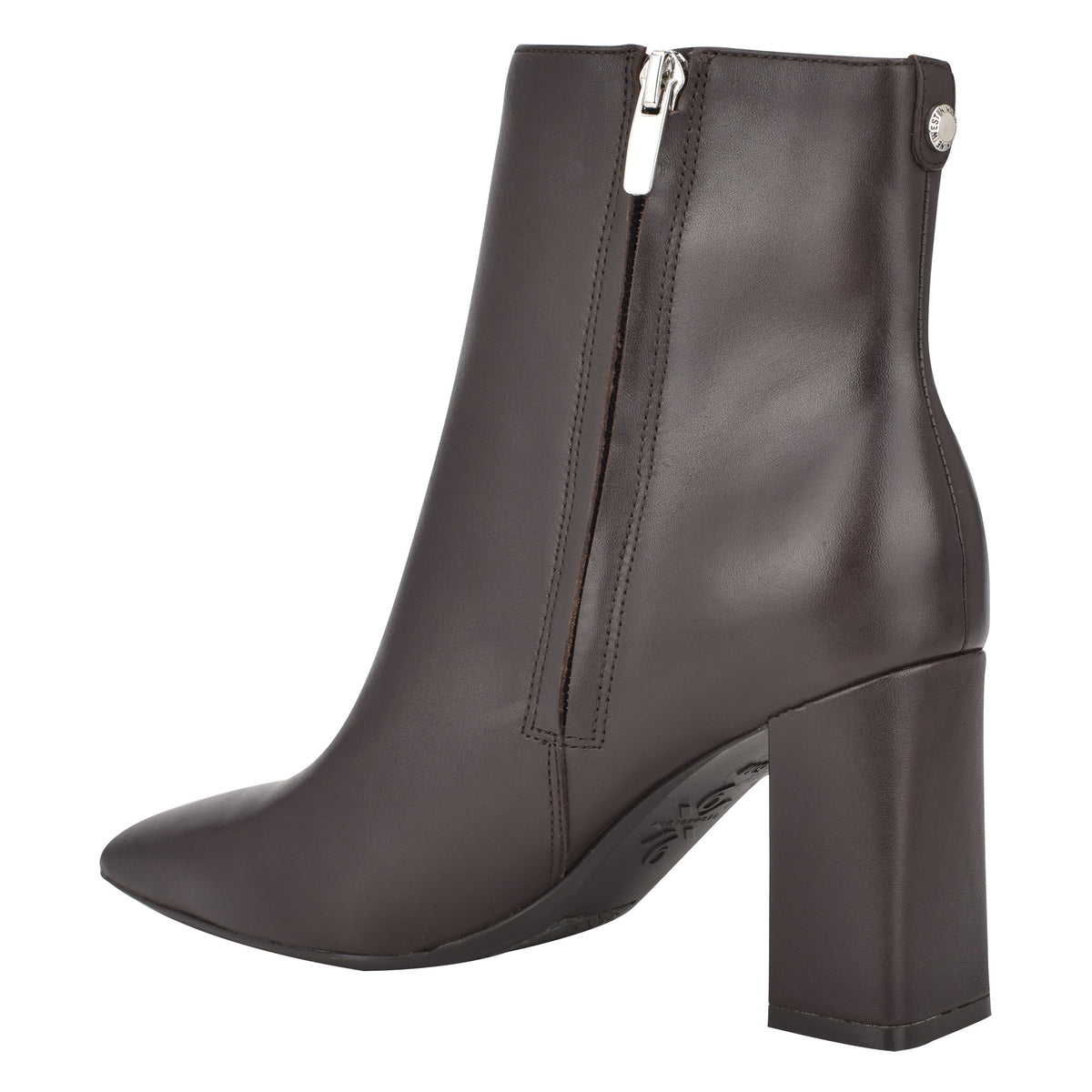 Cacey Heeled Booties