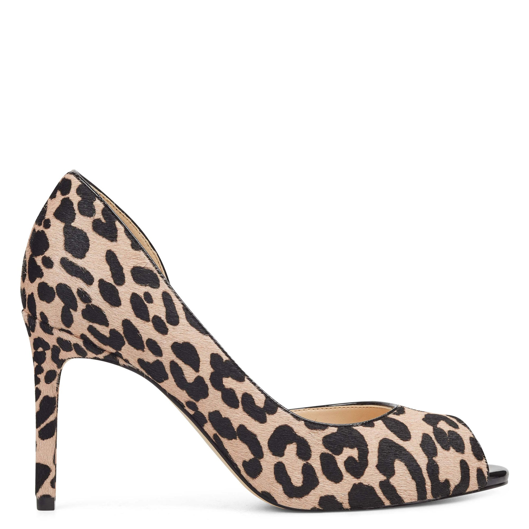 Chance Peep Toe Pumps