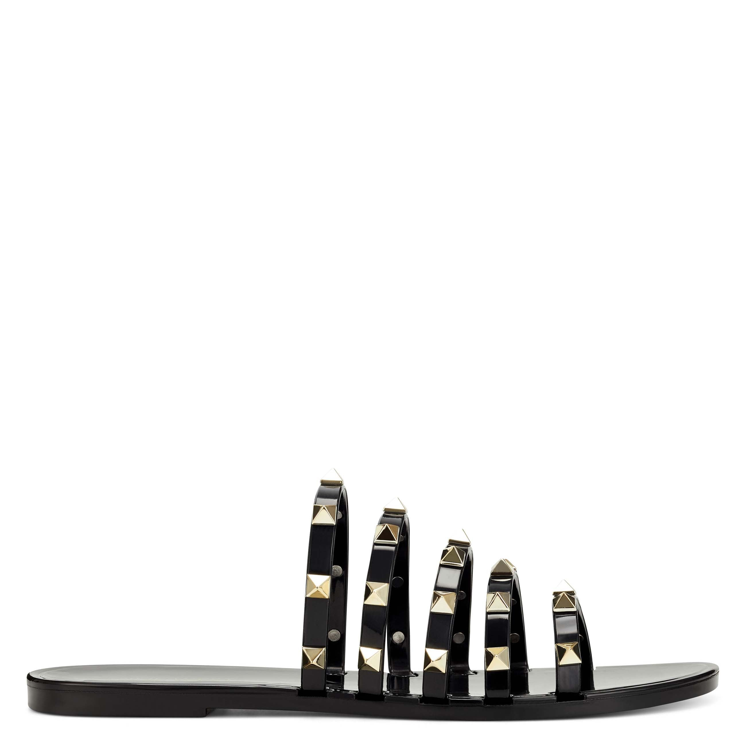 NINEWEST Charli Flat Slide Sandals