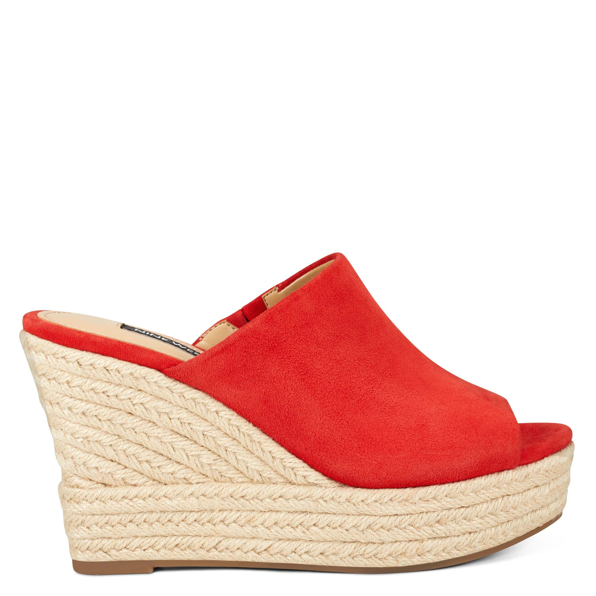 Denna Espadrille Slide Sandals
