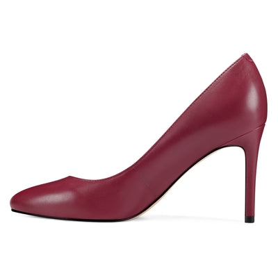dylan-round-toe-pumps-in-dark-red-leather
