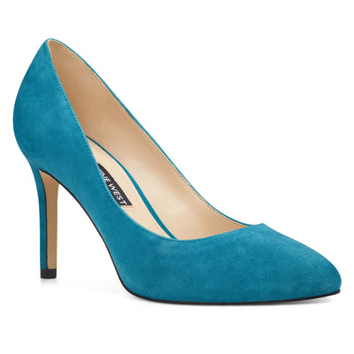 dylan-round-toe-pumps-in-teal-suede