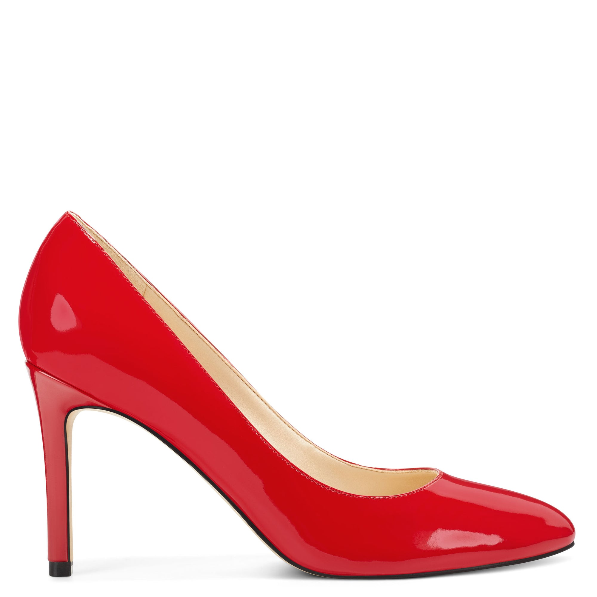 dylan-round-toe-pumps-in-red-leather