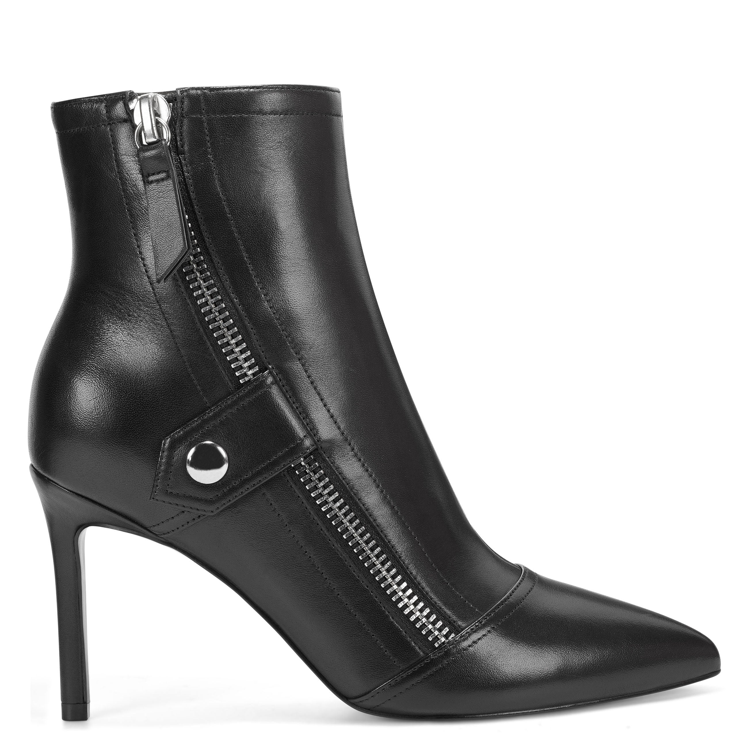 NINEWEST Emette Heel Booties