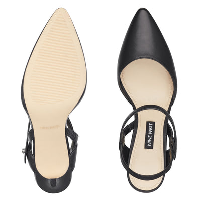Emme Pointy Toe Pumps
