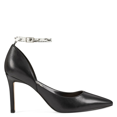 Erra Ankle Strap Pumps