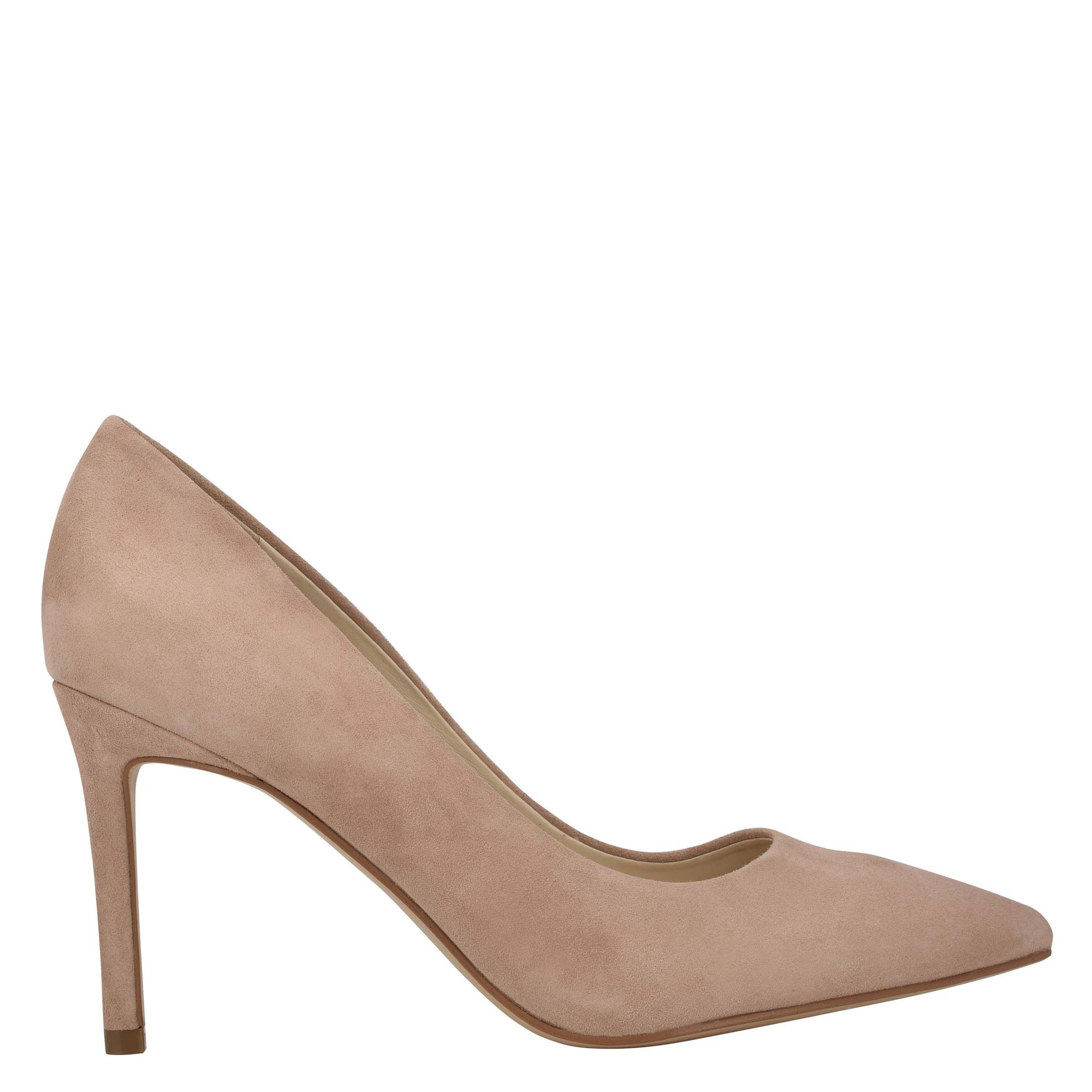 Manque Pointy Toe Pumps - Nine West