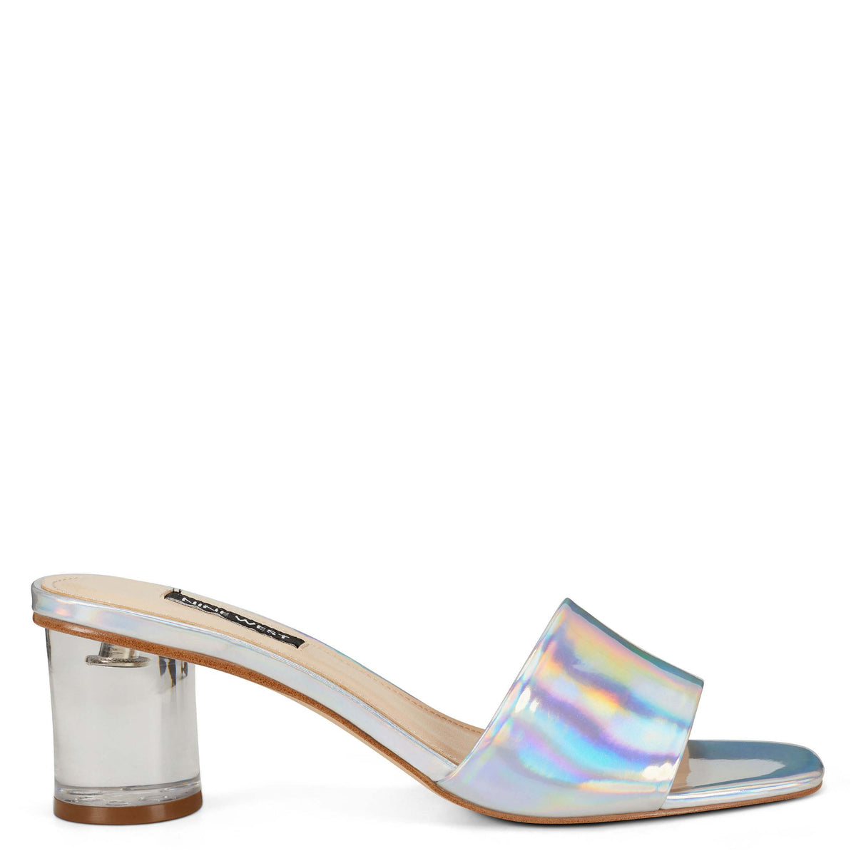 Fab Open Toe Slide Sandals