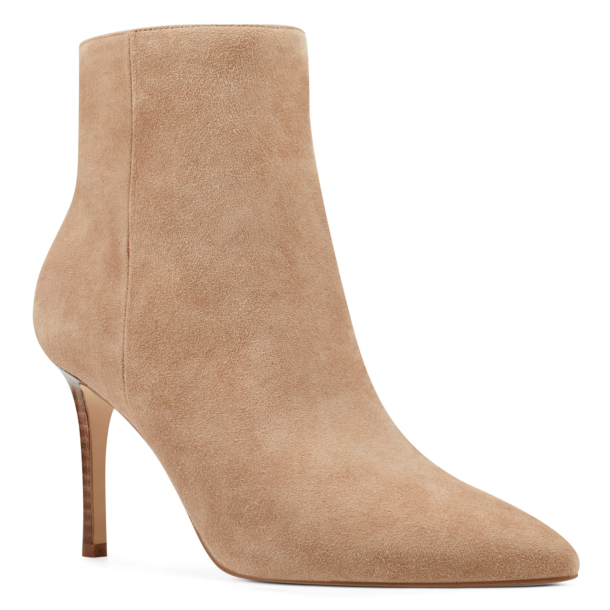 Fhayla Pointy Toe Booties - Nine West
