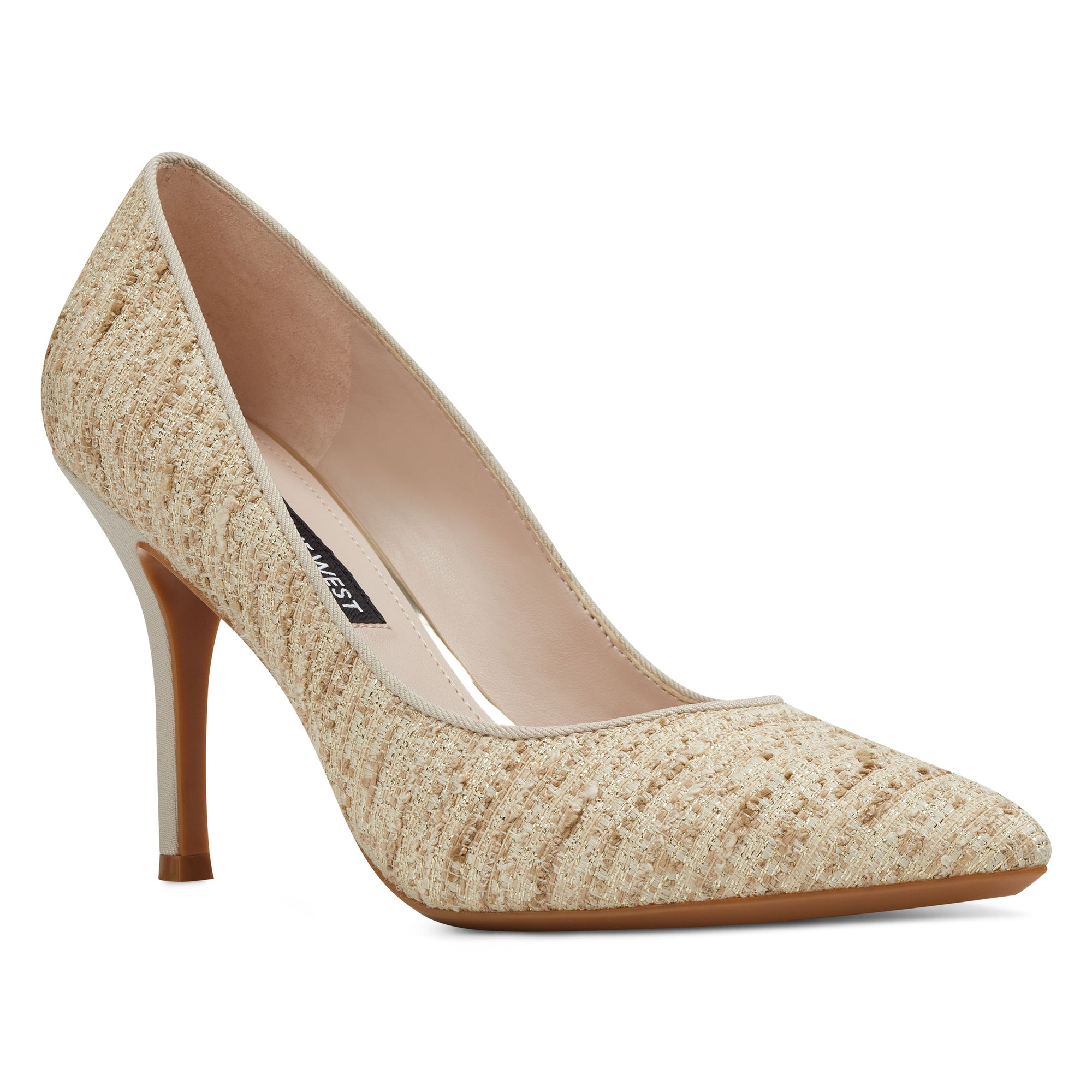 Fifth Pointy Toe Pumps - Nine West