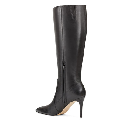 Fivera Wide Calf Pointy Toe Boot