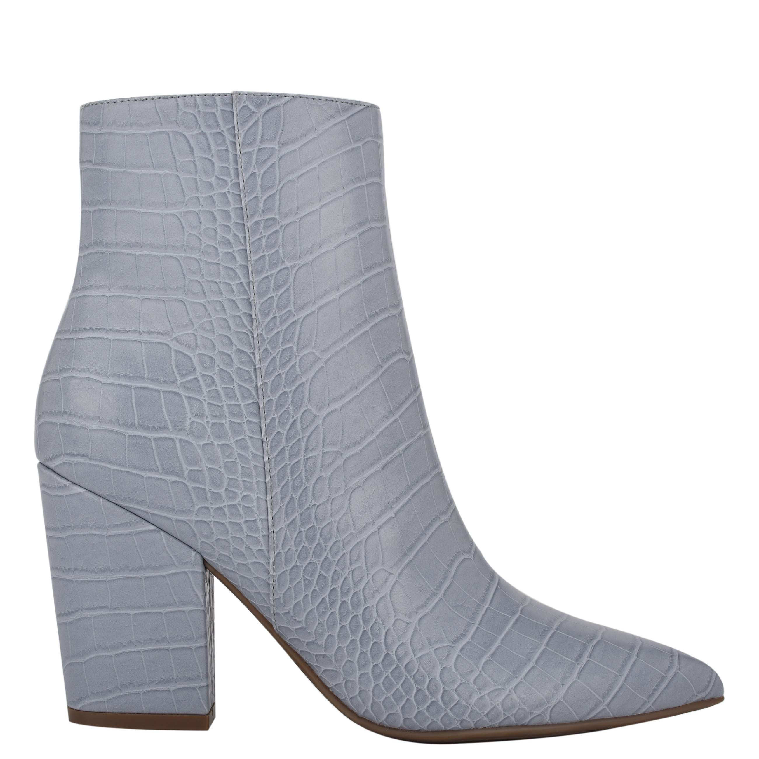 NINEWEST Gaba Heeled Booties