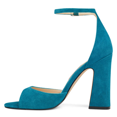 Gavyn Ankle Strap Pumps