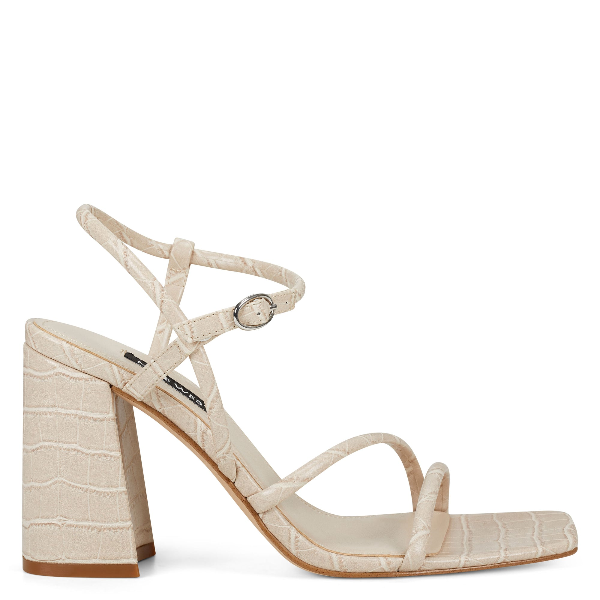 Gellar Block Heel Sandals