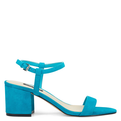 Gloria Block Heel Dress Sandals