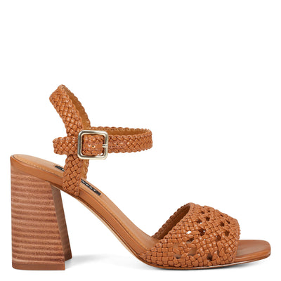 Gwenny Block Heel Sandals