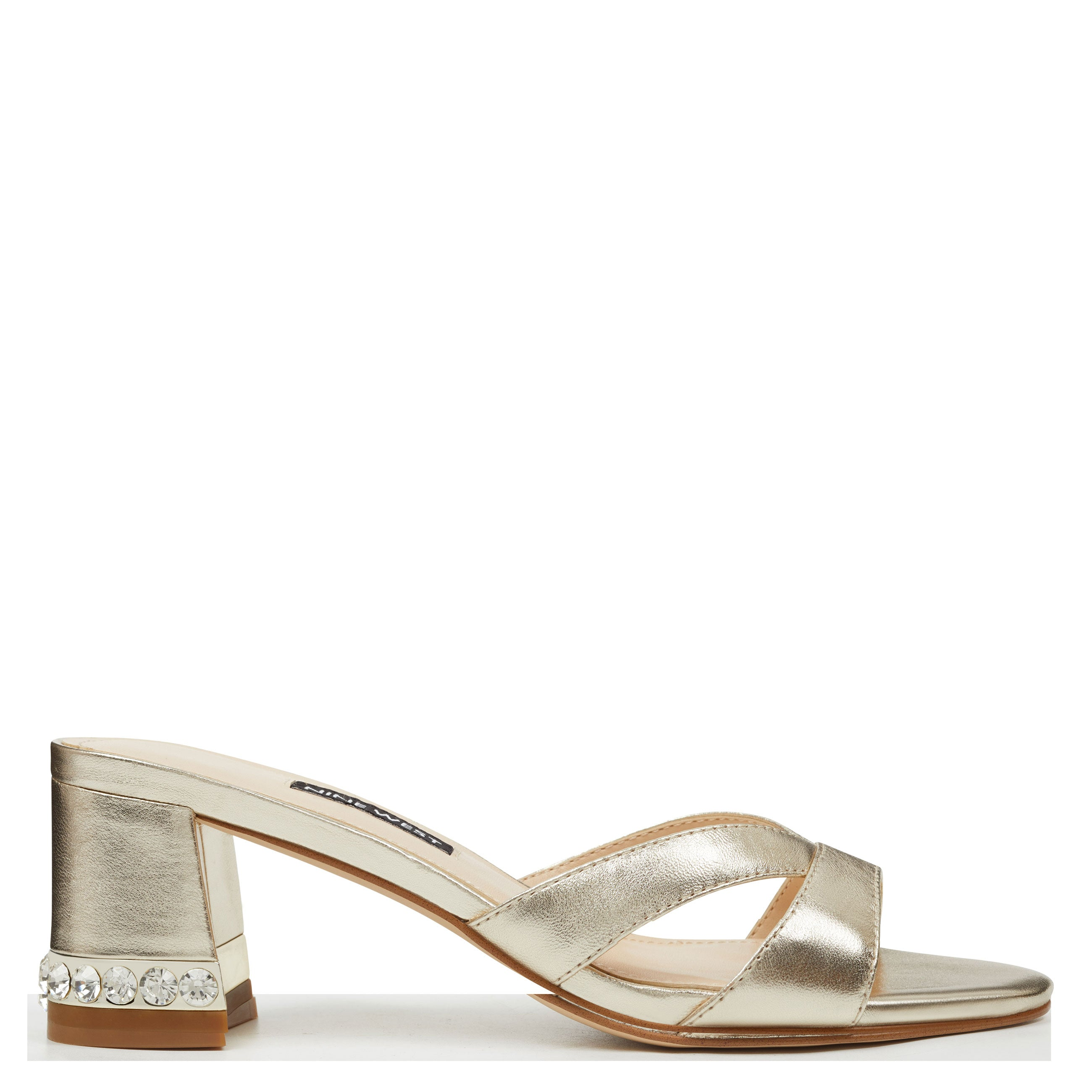 NINEWEST Hannah Slide Sandals