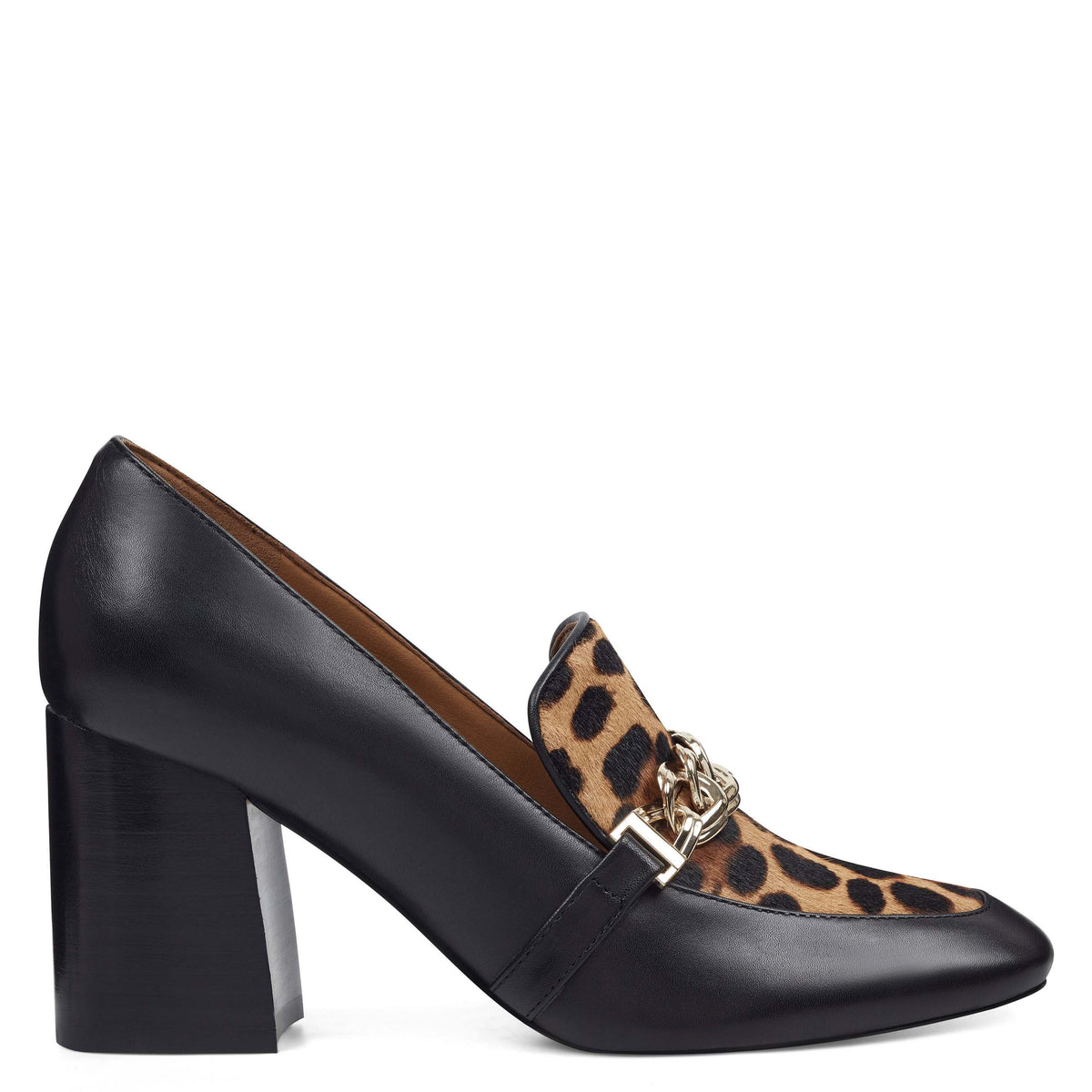 Karter Round Toe Pumps