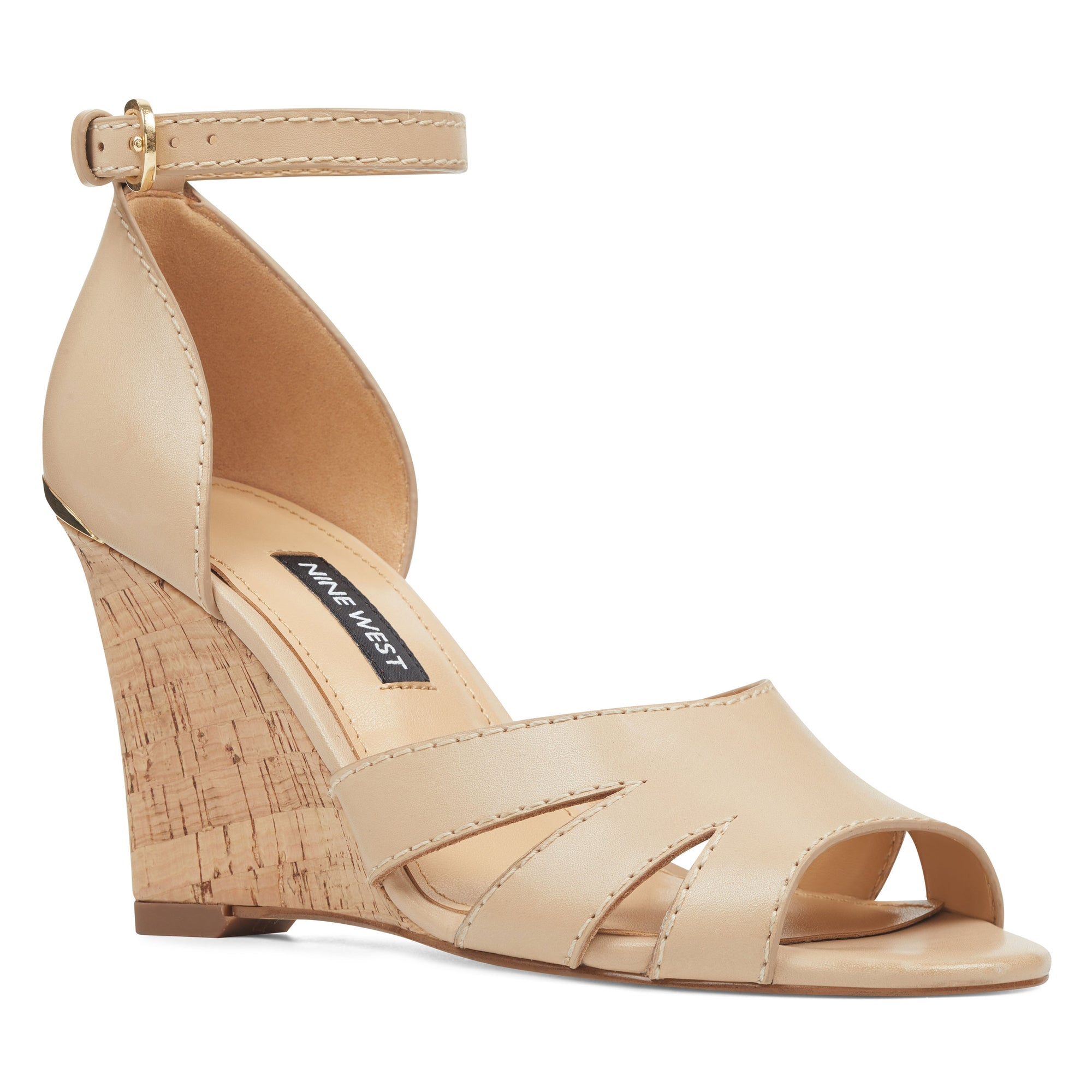 Lilly Wedge Sandals - Nine West