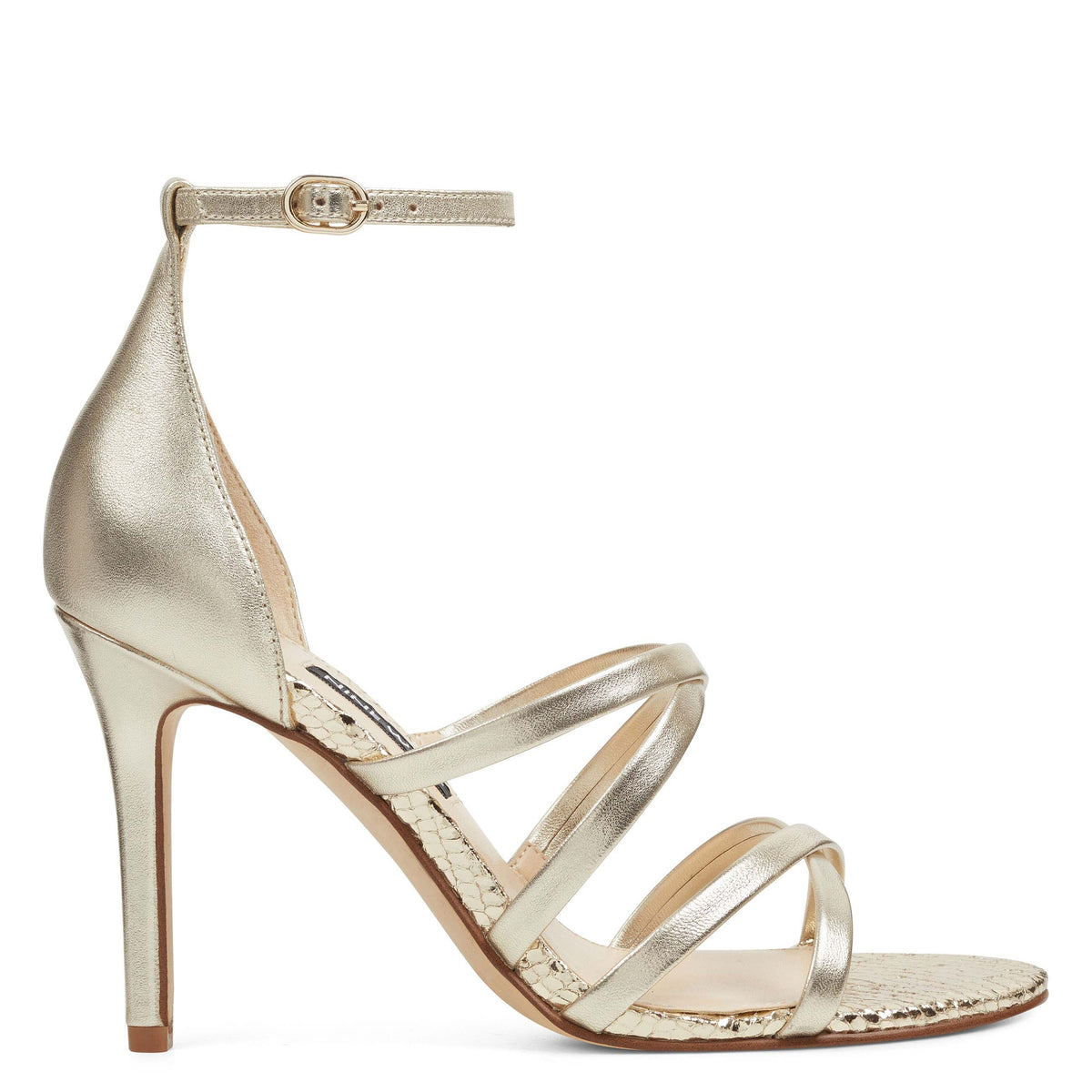 Malina Open Toe Sandals