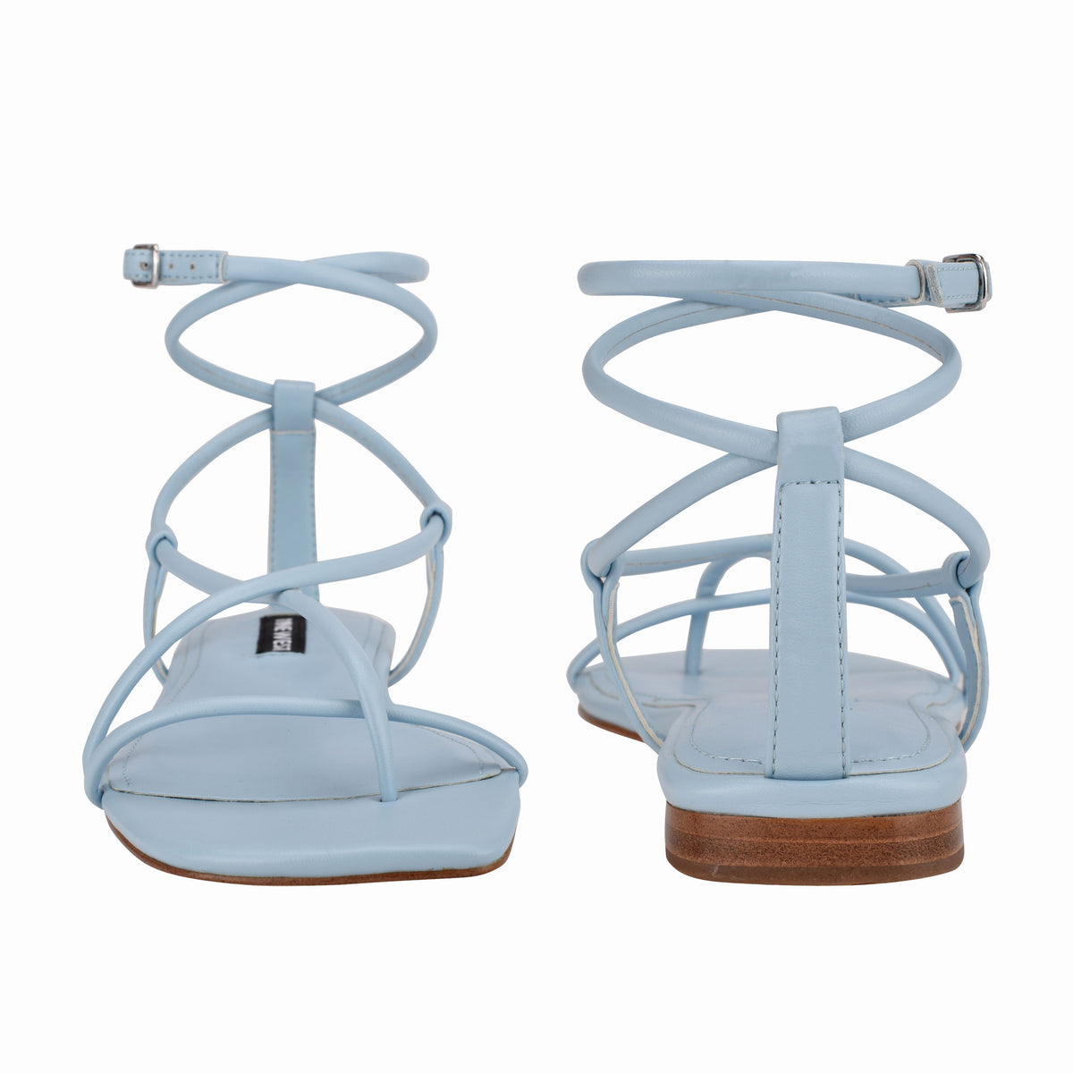 Mandie Strappy Flat Sandals