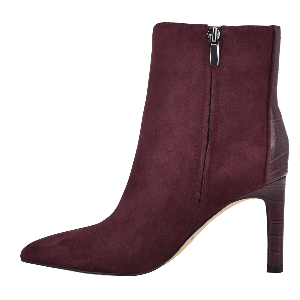 Marbel Pointy Toe Booties