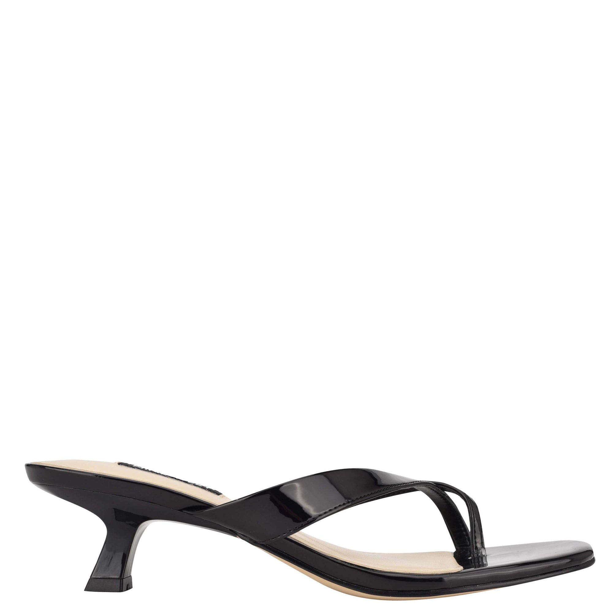 Marigol Heeled Thong Sandals