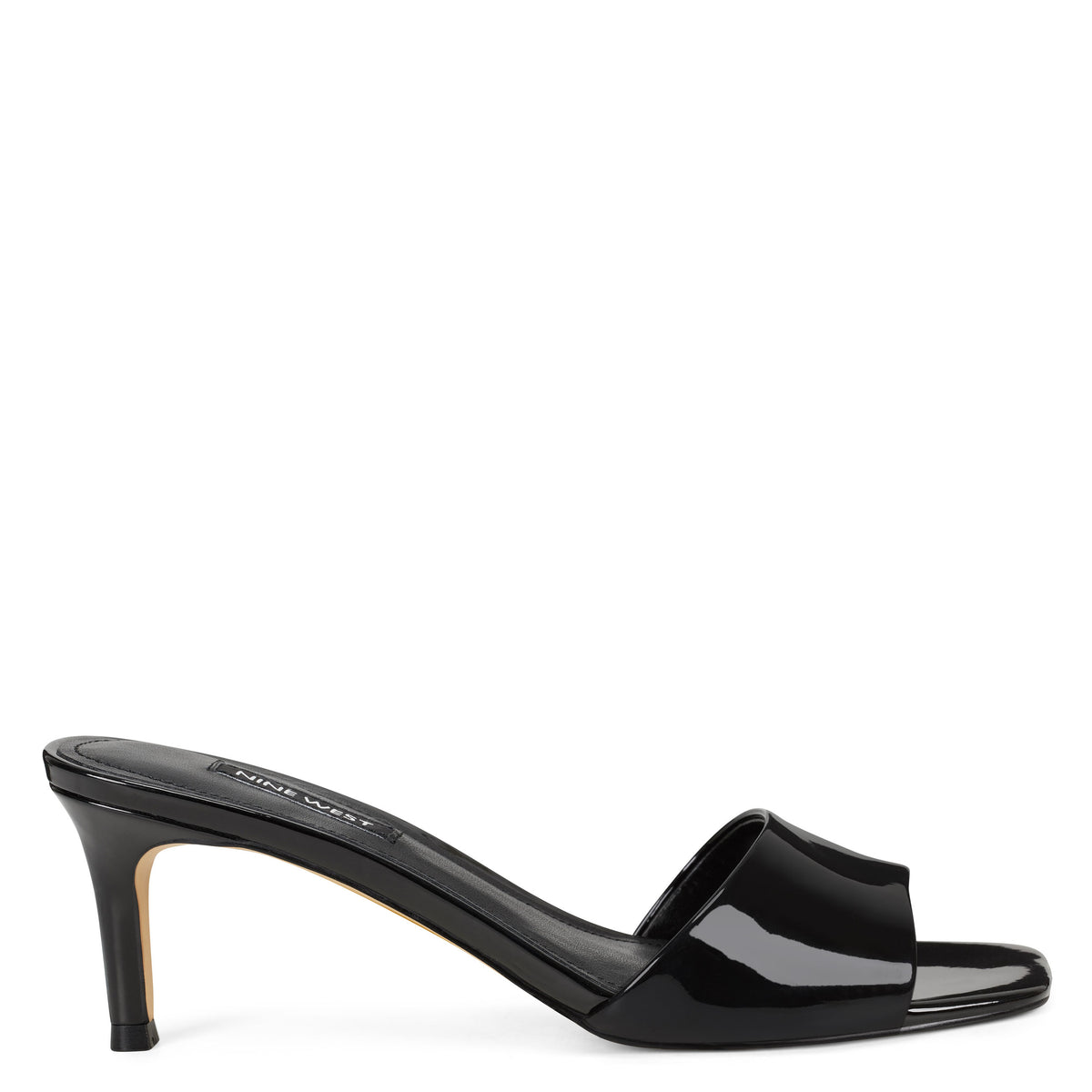 Marina Heeled Slide Sandals