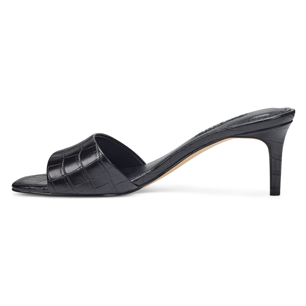 marina-heeled-slide-sandals-in-black-embossed-croco