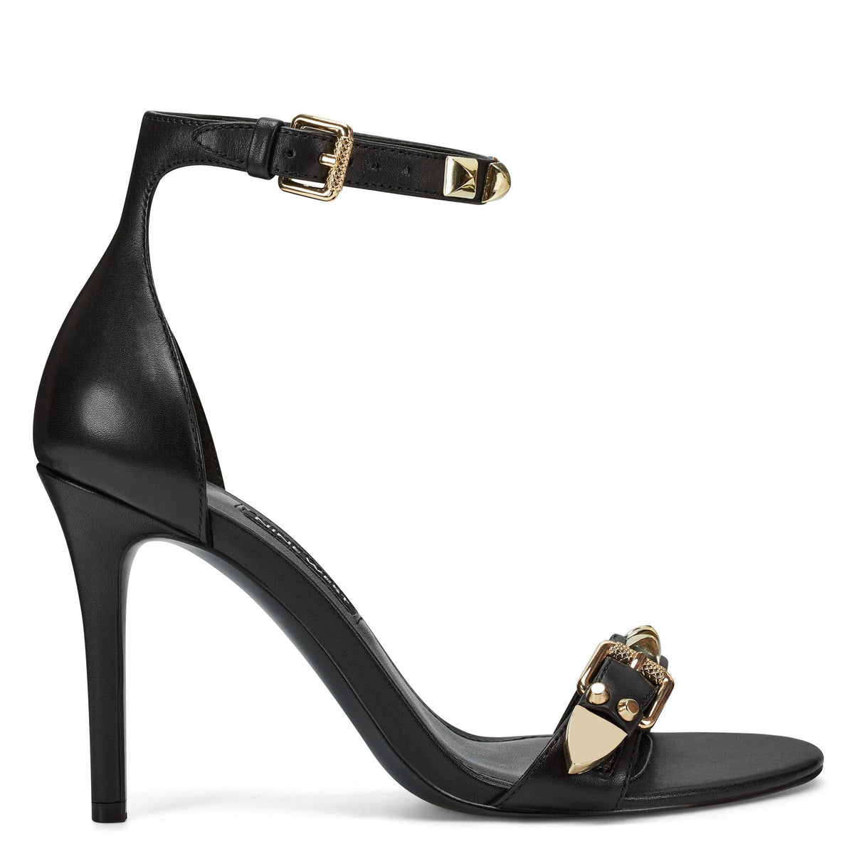 Mika Ankle Strap Heel Sandals