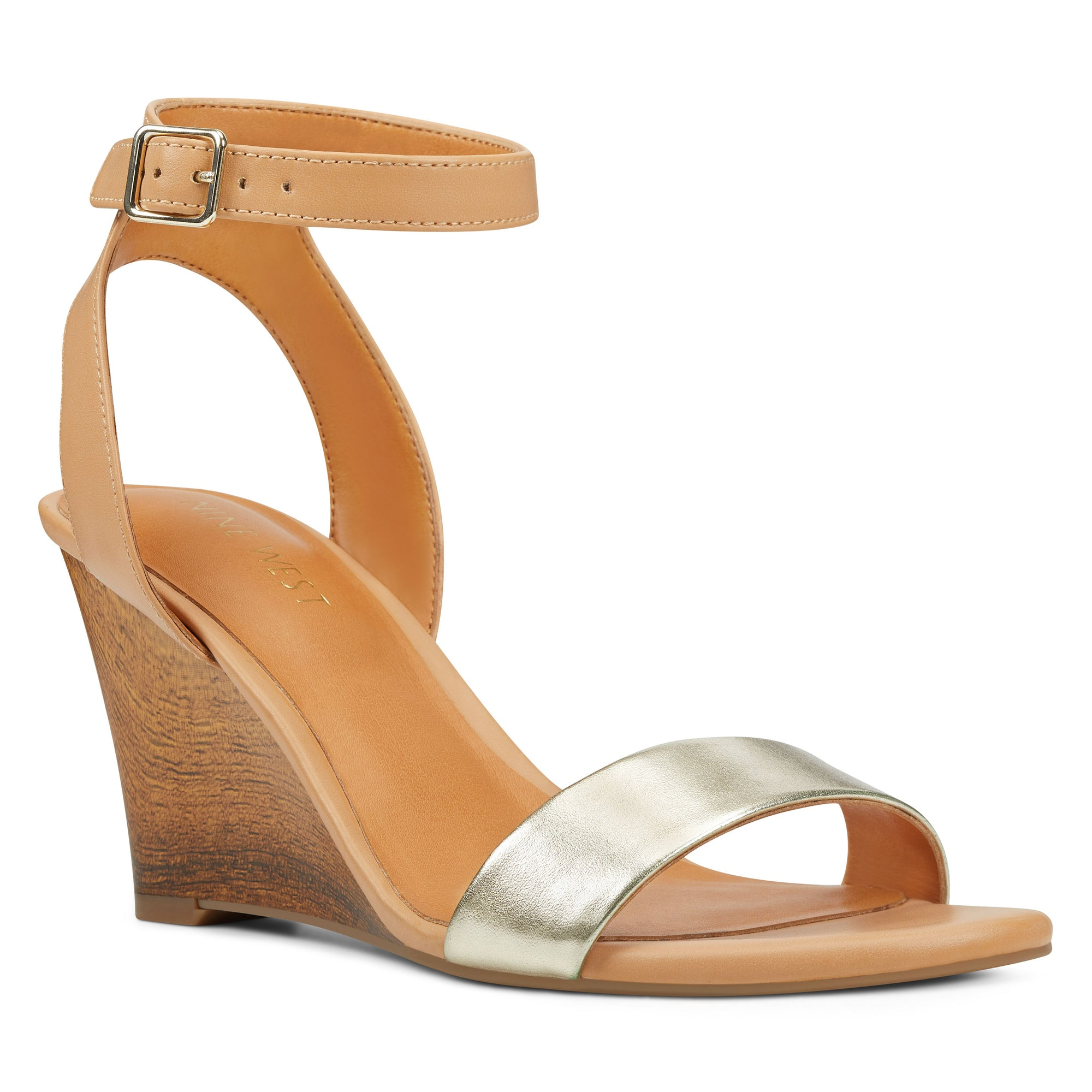 Nadine Wedge Sandals