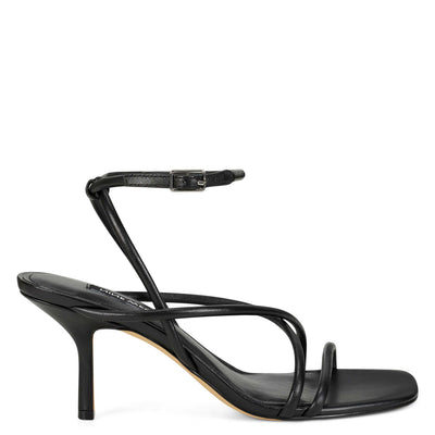 Nolan Heeled Strappy Sandals