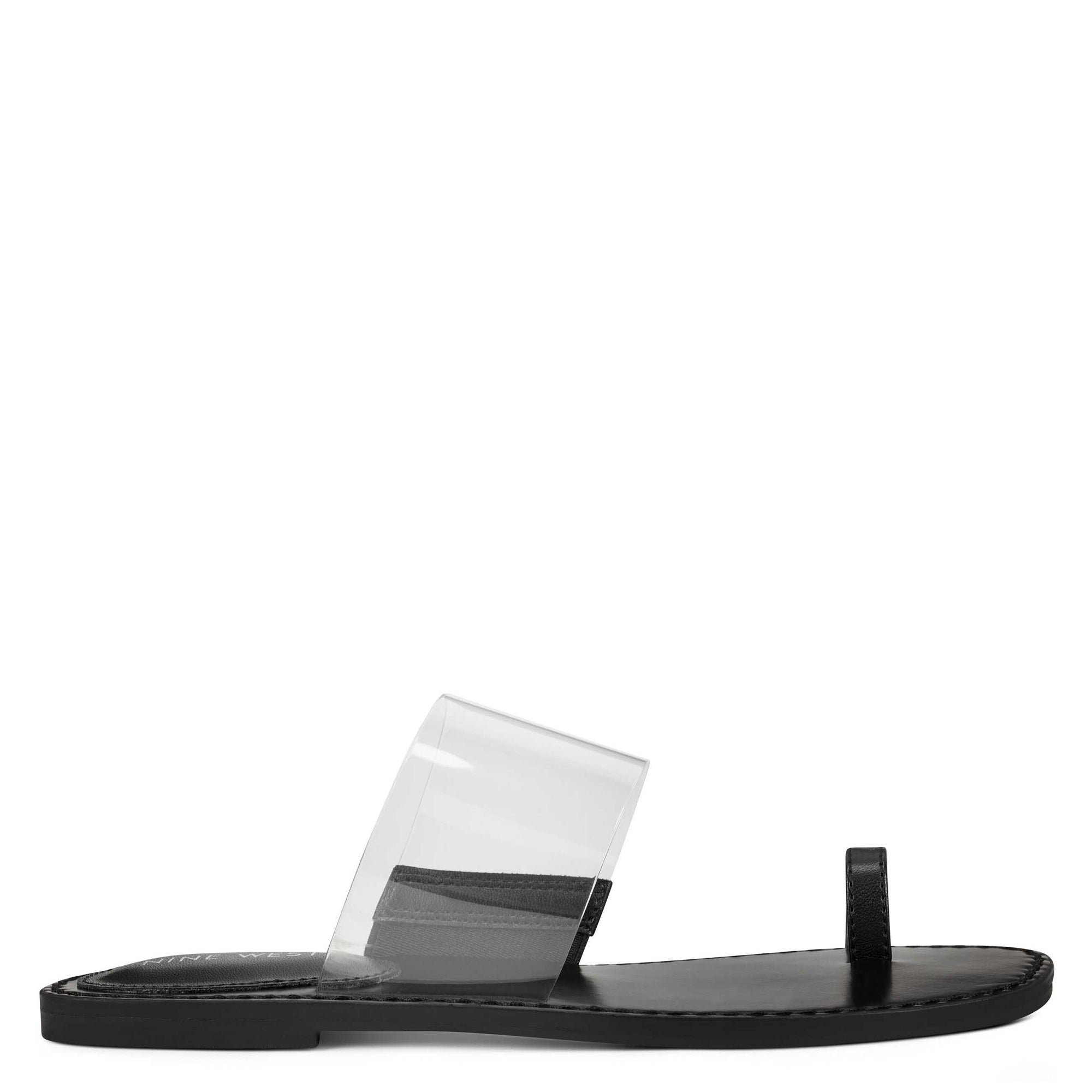 Obrious Flat Slide Sandals
