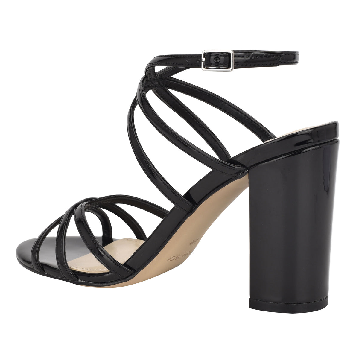 Obvi Ankle Strap Dress Sandals