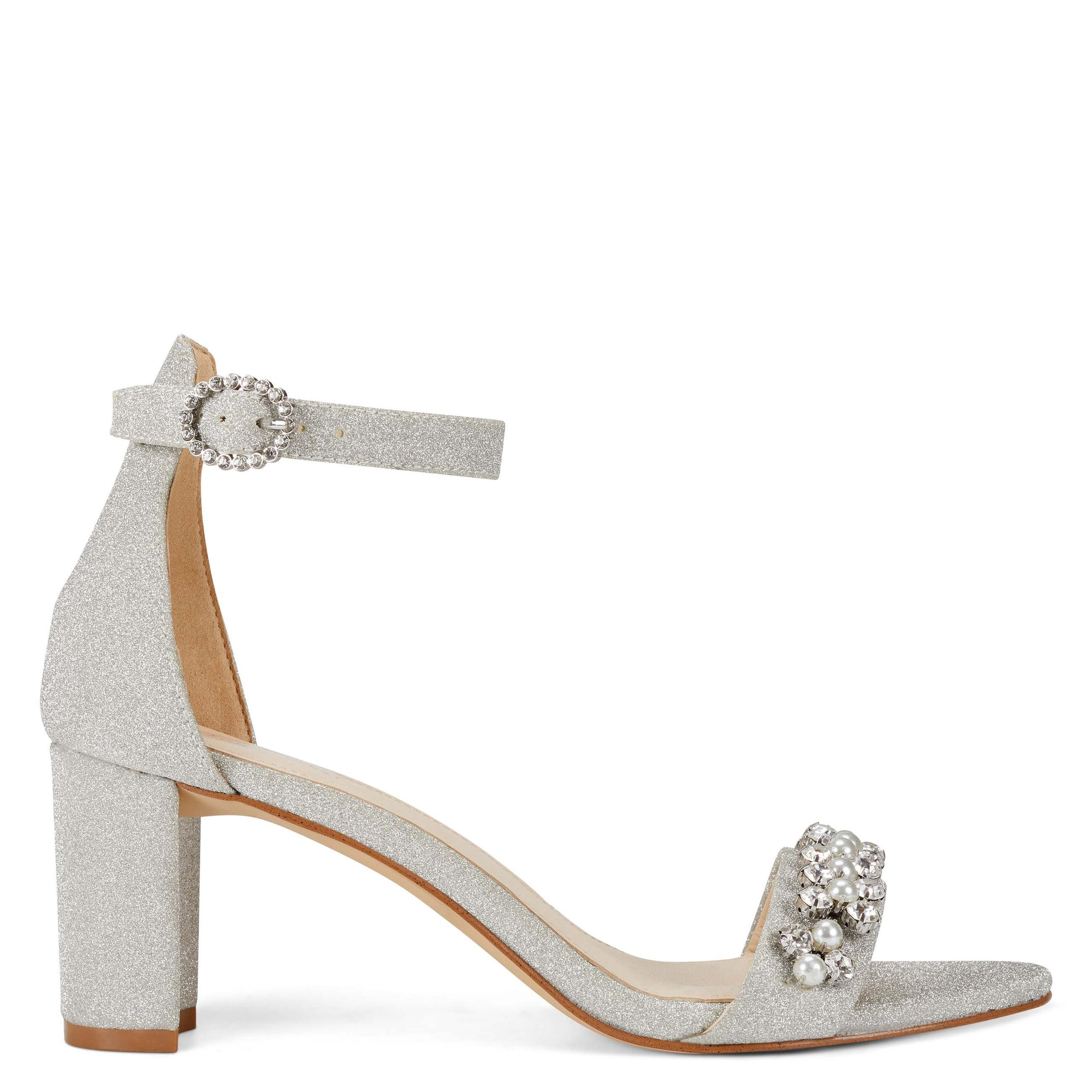 Passion Heeled Ankle Strap Sandals