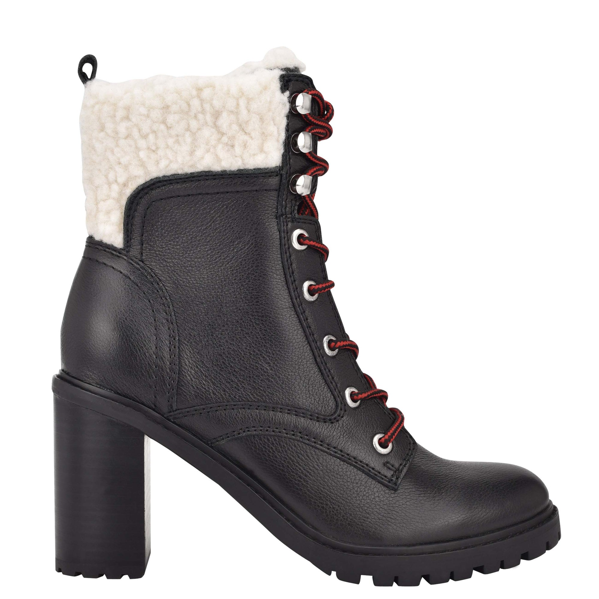 Perli Heeled Booties